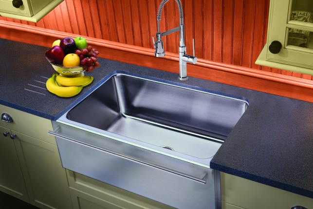 Apron Front Sinks Kitchen Farmhouse Sinks Made In Usa By Just
