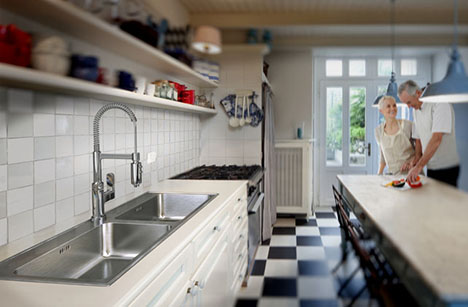 Conventional Line Of Sinkware Drop In Double