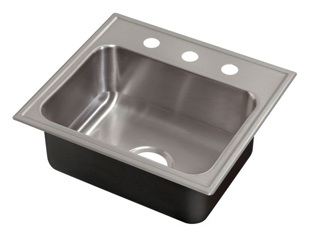 SL-17519-A-GR Drop-in Sink