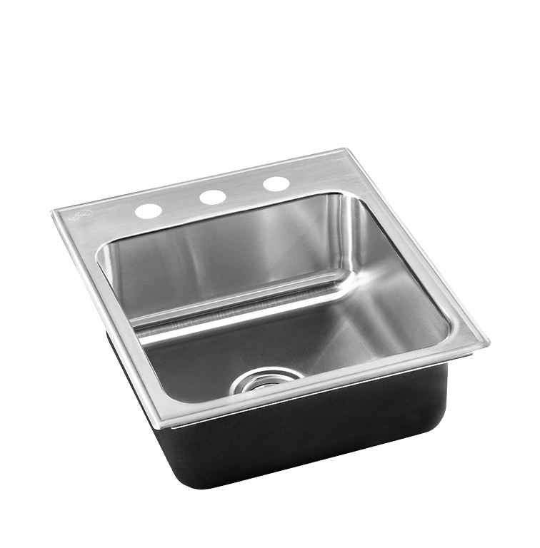 SL-2017-A-GR drop-in sink